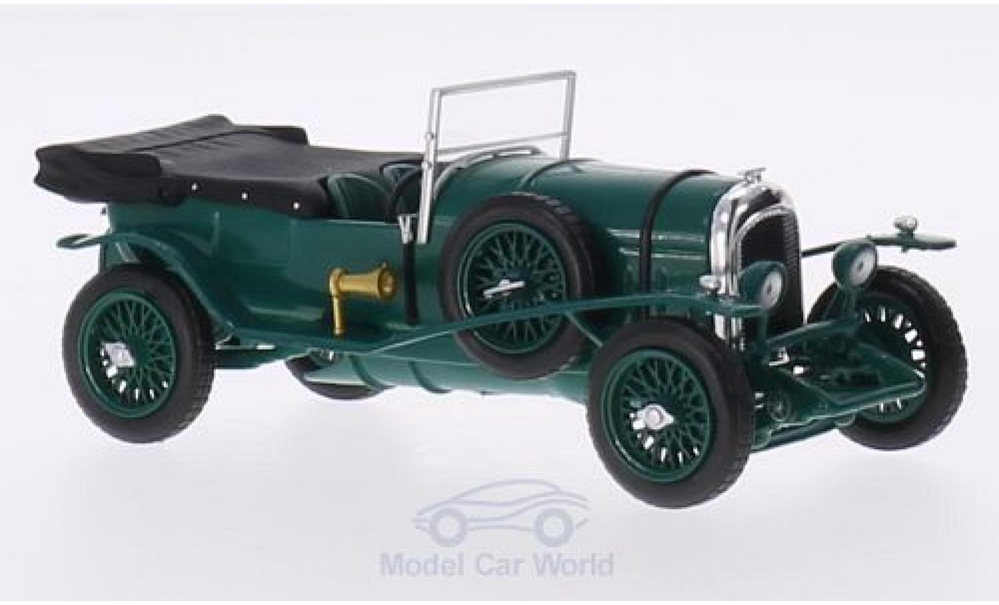 Bentley 3 1/43 WhiteBox Litre verte RHD 1924