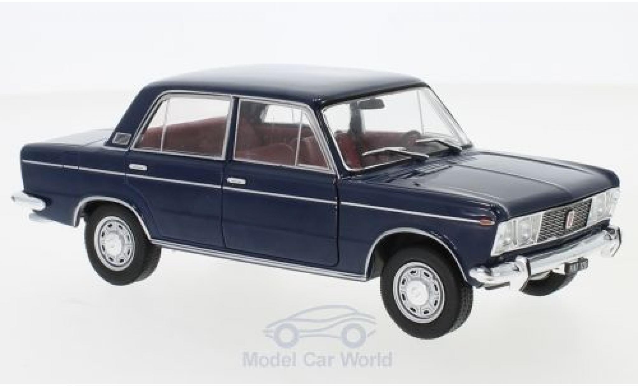 Fiat 125 1/24 WhiteBox Special blau 1970