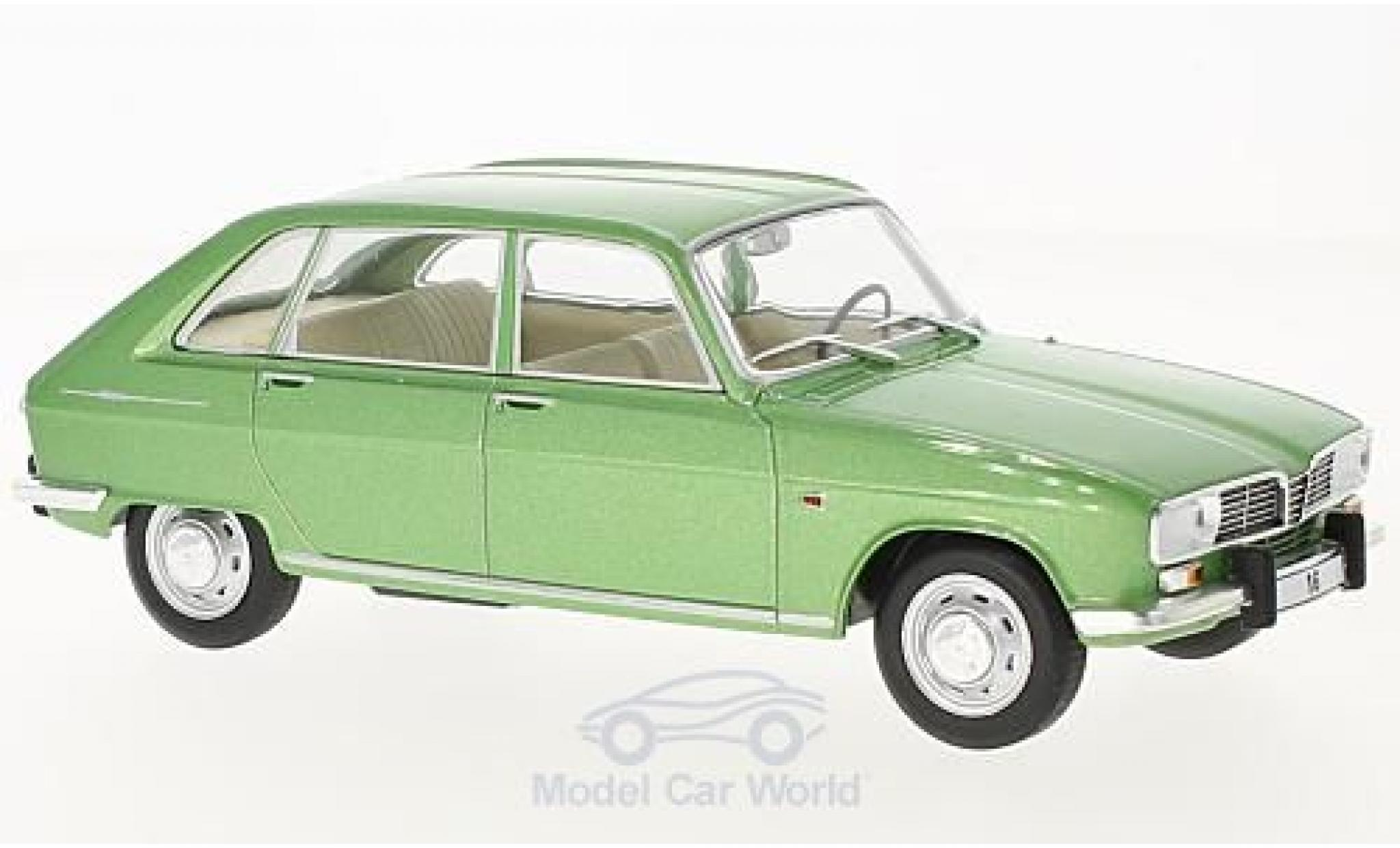 Renault 16 1/24 WhiteBox metallise verte 1965