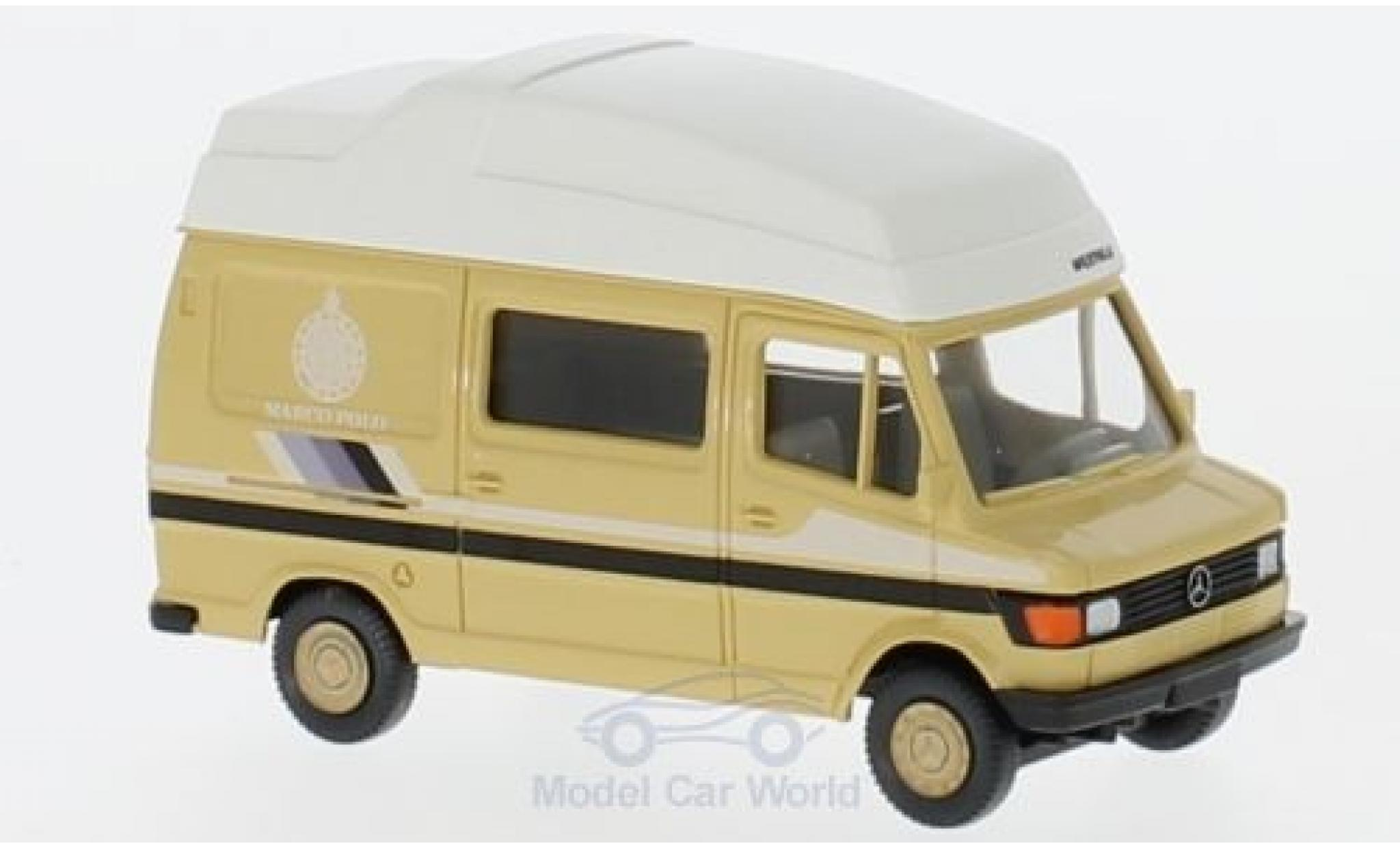 Mercedes 207 1/87 Wiking D Marco Polo Wohnmobil