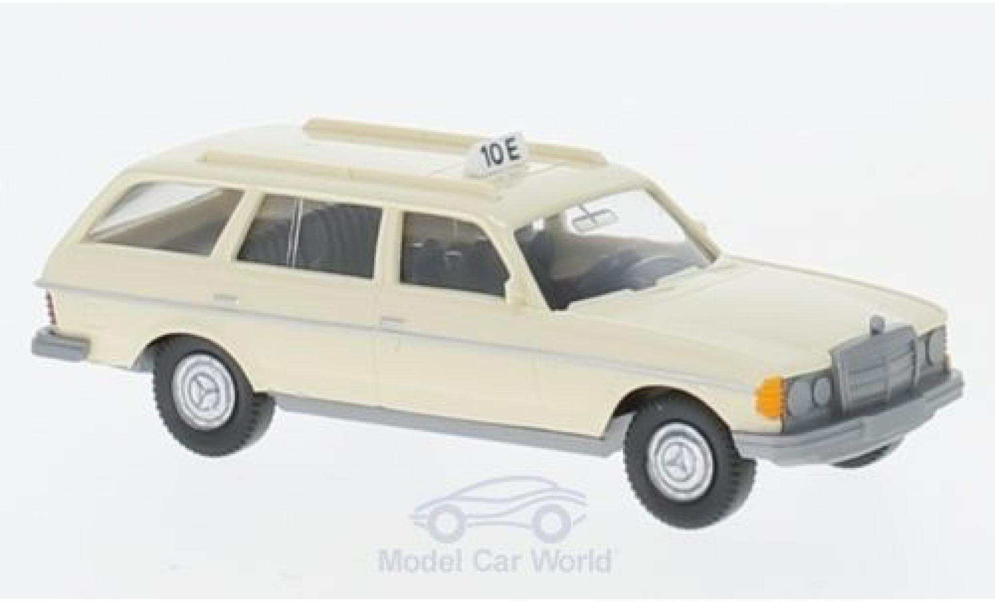 Mercedes 250 1/87 Wiking T Taxi