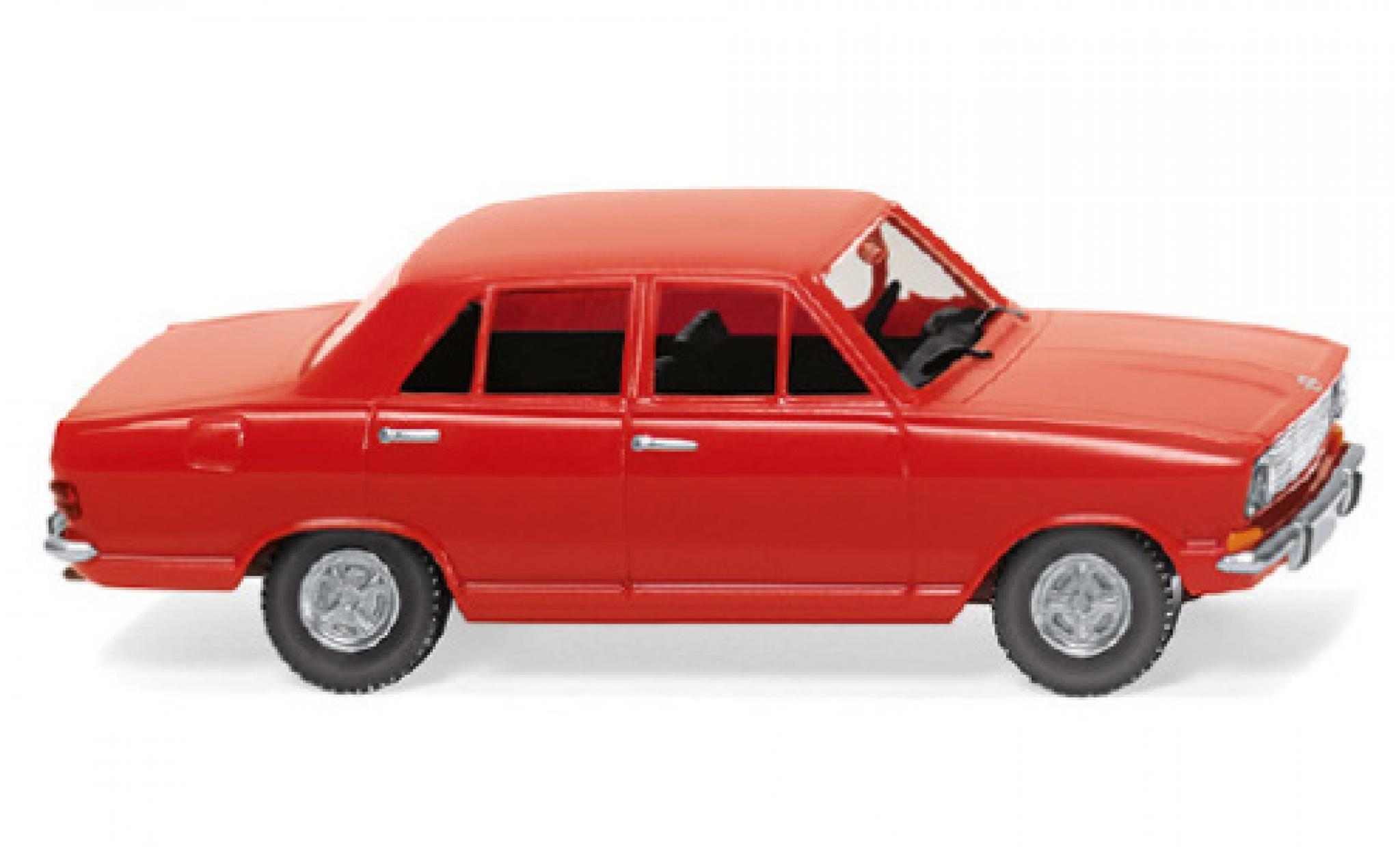 Opel Kadett 1/87 Wiking B rouge 1965