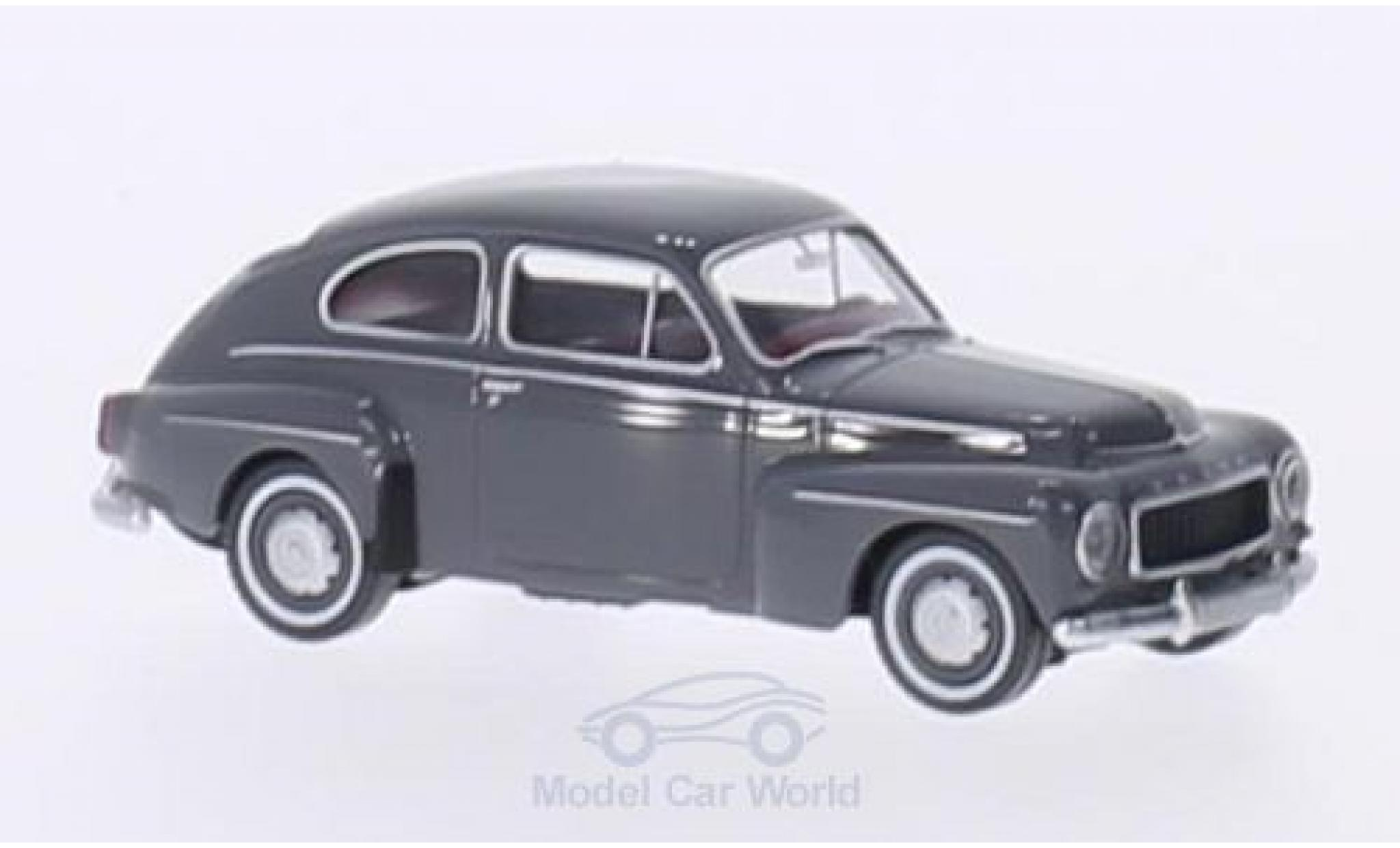 Volvo PV 1/87 Wiking 544 grise