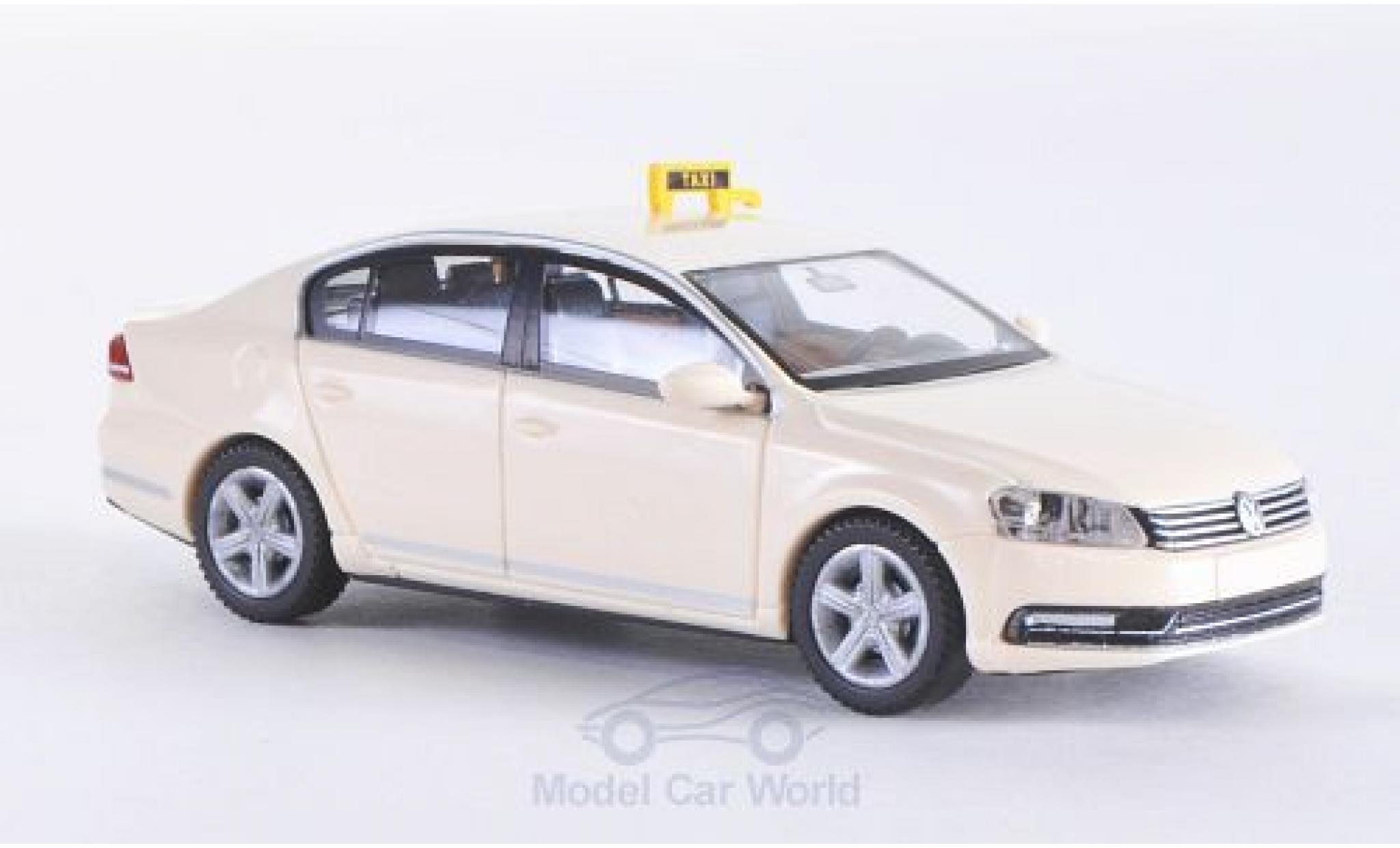 Volkswagen Passat 1/87 Wiking (B7) Taxi