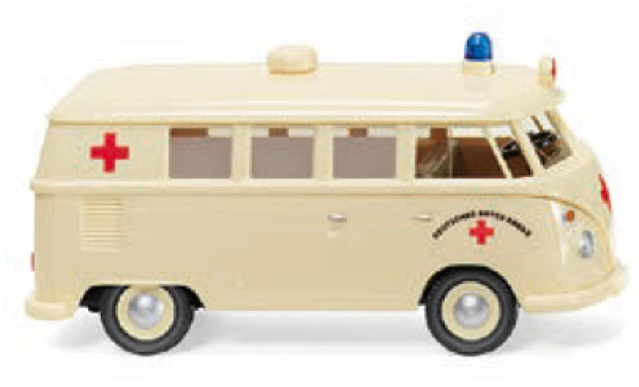 Volkswagen T1 1/87 Wiking Bus DRK - Deutsches Rotes Kreuz 1963
