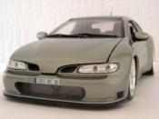 Audi Megane Maxi tilleul carbone Anson tuning
