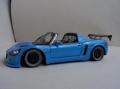 Opel Speedster miniature street racer