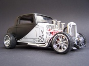 Ford tuning 1932 street rod