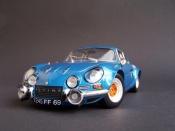 Renault Alpine A110  preparee Solido