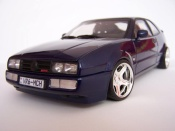 Volkswagen Corrado VR6  wheels big offset Revell