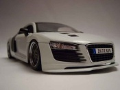 Audi R8 4.2. FSI tuning carb&white wheels gmp