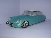 Citroen tuning DS 19 sema show
