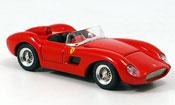 Ferrari 500 TRC prova rosso