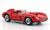 Ferrari 290 1957 mm prova rosso