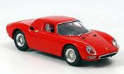 Ferrari 250 LM prova rosso
