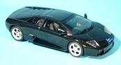 Lamborghini Murcielago black  2001