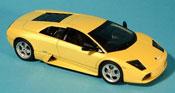 Lamborghini Murcielago   yellow  2001 Autoart