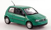 Seat Arosa green 1997