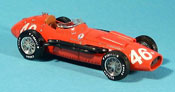Maserati 250 miniature f no.46 1957