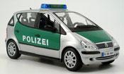 Mercedes Classe A miniature polizei