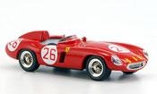 Ferrari 750 miniature monza no.26 portago sebring 1955