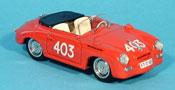 Porsche 356 1952 Speedster No.403 Mille Miglia