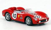 Ferrari F1 testa rossa p. rodriguez 1959