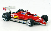 Ferrari 126 1982 C2 no.27 g.villeneuve gp san marino