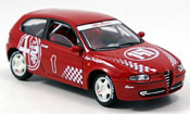 Alfa Romeo 147   racing 2001 Solido