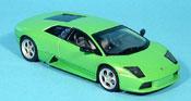 Lamborghini Murcielago green 2001