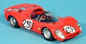 Ferrari 330 P3 spider bandini vaccarella no. 230 1966