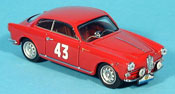 Alfa Romeo Giulietta no.43 sc vidilles tour de france 1956