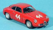 Alfa Romeo Giulietta SZ sz no. 44 kim 1960