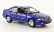 Volvo S40 miniature bleu 2000