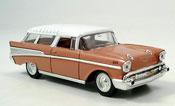 Chevrolet Nomad pink 1957