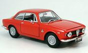 Alfa Romeo Giulia 1300 GTA  sprint red 1963 Yat Ming