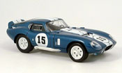 Shelby Cobra Daytona blue 1965