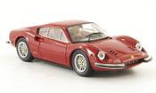 Miniature Ferrari 246   dino 246 gt  rouge
