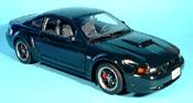 Ford Mustang miniature Bullit 2001 gt verte