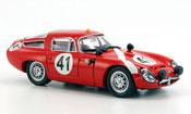 Alfa Romeo TZ1 no.41 biscaldi sala 24h le mans 1964