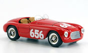 Ferrari 166 1950 MM matzotto marini mille miglia