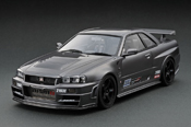 Nissan Skyline R34  Nismo Omori Factory CRS IG0012 Ignition-Model 1/18
