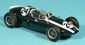 Cooper T51   No.24 J.Brabham Sieger GP Monaco 1959 Brumm 1/43