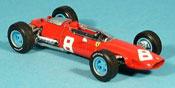 Ferrari 156 miniature 1964 no.8 l.bandini sieger gp osterreich