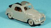 Fiat 500 C offen grey 1949