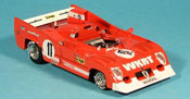 Alfa Romeo 33.3 1975 miniature tt 12 no.11 pescarolo bell 1000 km monza
