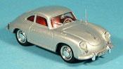 Porsche 356 1963 C Coupe grigio