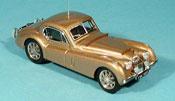 Jaguar XK 120 miniature linas montlhery 1948 1948
