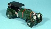 Miniature Bentley Speed Six   Chiusa Le Mans 1930