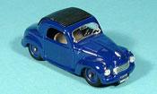 Fiat 500 C Chiusa blue 1949